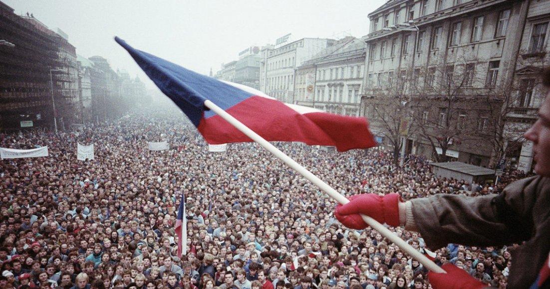 Projektový den 2. stupeň – 30 let od Sametové revoluce
