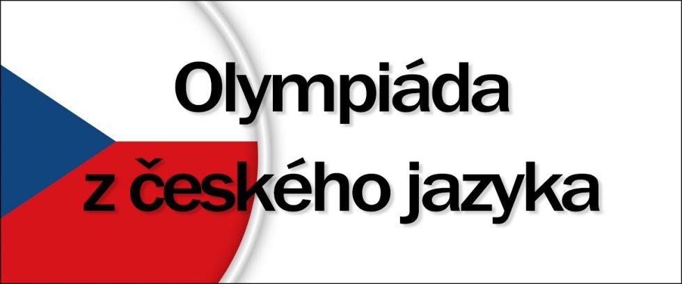 OLYMPIÁDA V ČESKÉM JAZYCE
